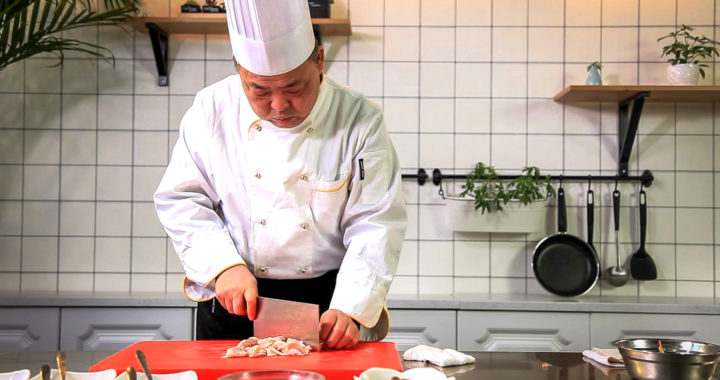 Chinese master chef for open day
