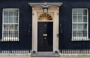 10 Downing Street image